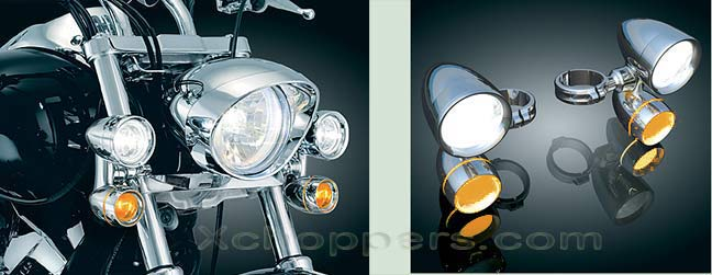 Xchoppers Parts For Honda Vtx1800 Vt1300 Fury Suzuki