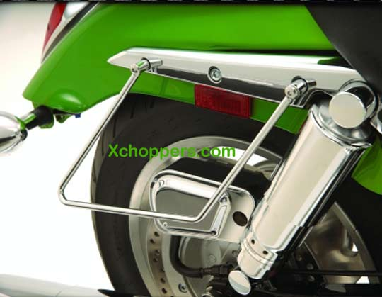 SADDLEBAG SUPPORT STAYS - VTX 1300 C, VTX1800 C/F