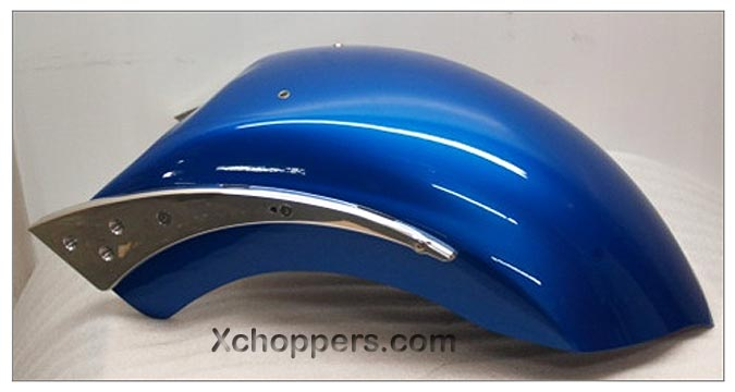 Honda Vtx 1800 For Sale >> Xchoppers.com - Sumo-X Honda Fury Fat Shorty Rear Fender ...