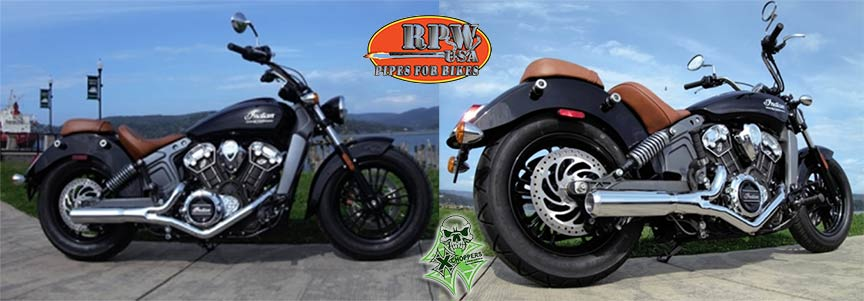 RPW INDIAN SCOUT � RICOCHET IN-601