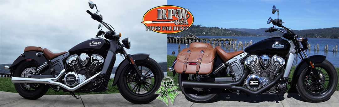 RPW INDIAN SCOUT � BRAVE IN-668