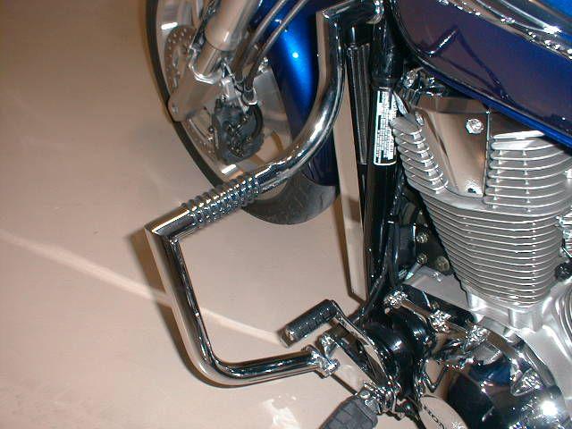 Xchoppers Com Lindby Custom Front Linbar Vtx 1800 C