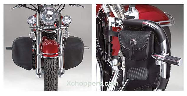 Xchoppers Com Big Bike Parts Pac A Derms Highway Bar