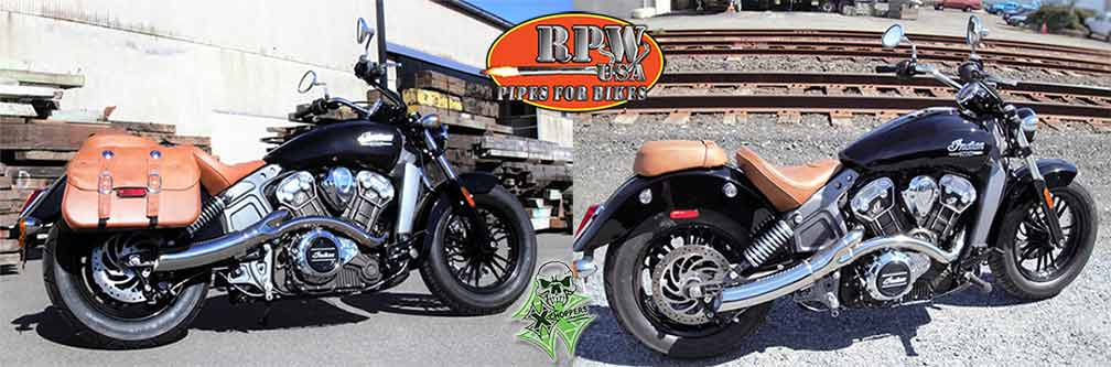 RPW INDIAN SCOUT � JACK IN-901