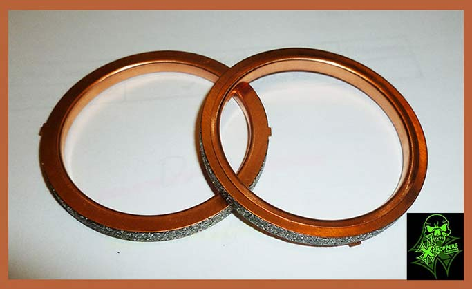 Vesrah Suzuki M109 & C109 Exhaust Gaskets (pair)