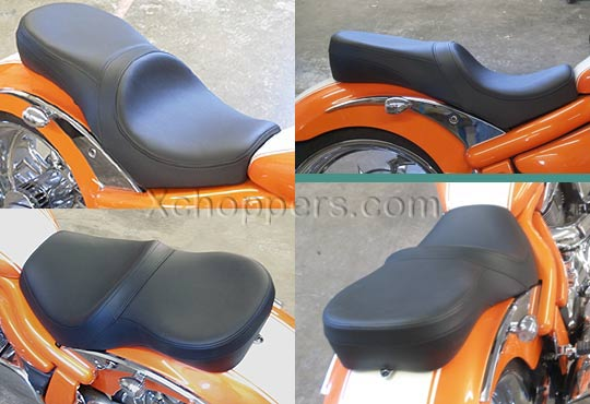 Sumo-X 2 Up Seat for Suzuki M109R Big Tire Kit Fender (only)